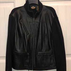 Harley-Davidson Sweater-Jacket